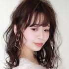 シュウウエムラ☆アイシャドープレゼント+カット+選べるカラー+ハイクオリティーTR
