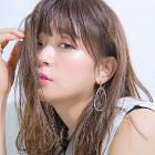 【人気No1】似合わせ小顔カット+艶カラー