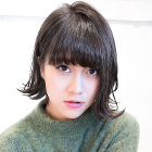 【New Open記念☆】カラー(リタッチ)+カット