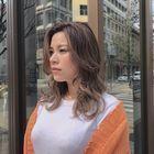 【 iNOA】カット+イノアカラーリタッチ