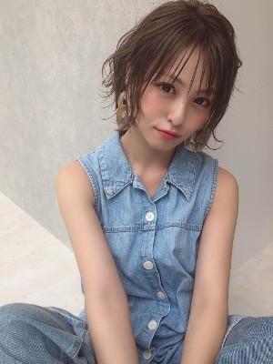 【Lano by HAIR】関 亜梨佐