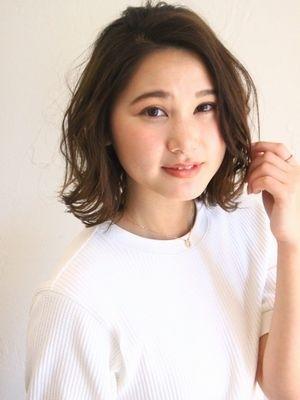 【Ameri Love Hair 二子玉川】大人柔らかボブ