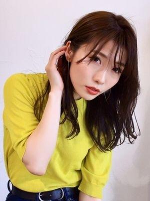 【Ameri  二子玉川】大人ラフ感なミディアム