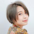 小顔Cut+イルミナColor or アプリエColor