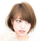小顔Cut+HeadSpa