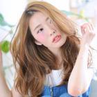 【NEW☆ダメージレス】カット+オイルカラー+トリートメント(全体)