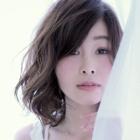 【艶カラー縮毛矯正*】カット+プラチナカラー+【艶育】ecru縮毛矯正システム