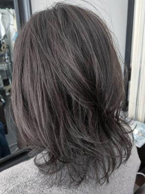 ラベージュ  ラベンダーアッシュ グレージュ【伊勢崎市美容室