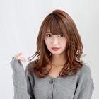【平日アンダー25歳限定★スタイリスト確約】カット+カラー+毛髪補修ケアトリートメント