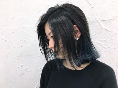 agir hair上野店5