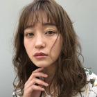 【★3回まで使用可★】カット+アディクシーカラー+shu uemuraフルコースTr