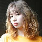 憧れ外国人風Wカラー+カット+オージュアTR