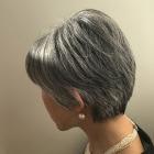 【レディース】あなた本来の髪色へ♪グレイコントロールカラー+カット