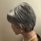 【レディース】あなた本来の髪色へ♪グレイコントロールカラー+トリートメント