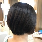 【髪質改善コース*】カット+ストレートパーマ+トリートメントorスパ