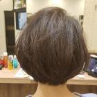 イルミナカラー+カット+Aujua2ステップ髪質改善トリートメント