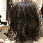 話題のイルミナカラー+Aujua4step髪質改善トリートメント(ロング料金なし)