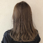 【毎月のメンテナンスコース♪】前髪カット+カラー+3stepTr