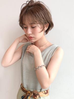 丸みショート / 鴨田 / ts2