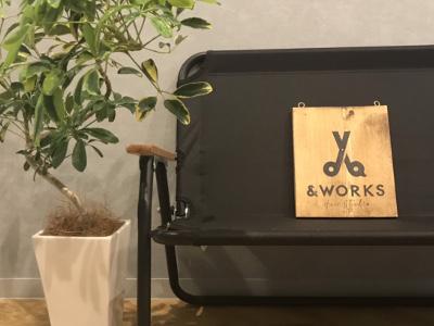 深夜美容室&WORKS kashiwa3