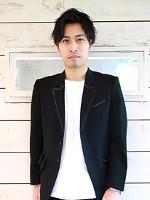 竹村 雄亮 ※指名料+2,200円は当日のお会計にて加算