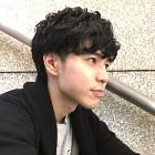 【パーマコース】カット+シェービング+パーマ