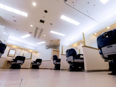 hair salon 銀座マツナガ 新宿パークタワー店2