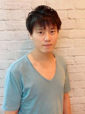 hair salon 銀座マツナガ 新宿パークタワー店04