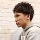 【頭皮ケア60分】カット+シェービング+頭皮クレンジング