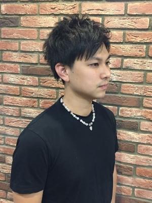【ヘアサロン 銀座マツナガ 新宿 野村ビル店】11