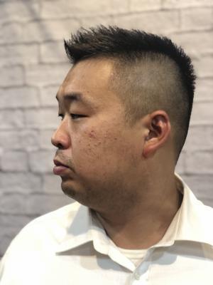 ベリー ショート メンズ 50 代 髪型
