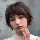 【骨格補正◆フェイスラインを美しく】小顔カット+トリートメント