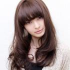 【触れていたい髪の毛に♪】小顔カット+カラー+トリートメント