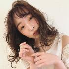 【簡単トレンドヘア】小顔カット+ダメージレスパーマ