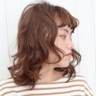 ≪2回目限定*≫【簡単トレンドヘア】小顔カット+ダメージレスパーマ