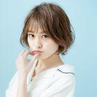 前髪カット+ハホニコトリートメント 3,800円