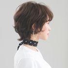 前髪カット+ハホニコトリートメント+前髪縮毛矯正or前髪パーマ