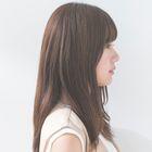 カット+オーガニックリタッチカラー+アミノ酸トリートメント+縮毛矯正