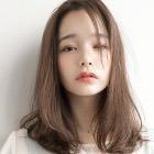 ◆人気No3◆【スパ15分】カット+コラーゲン縮毛矯正+美髪TOKIO Tr
