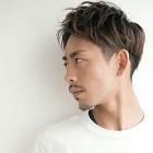 【men's】カット+フルカラー+トリートメント