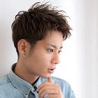 【men's】カット+[ペパーミント]スキャルプスパ(15分)