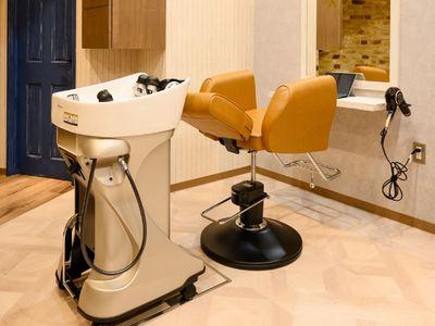 Hair salon key2