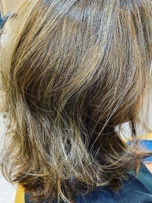 【Hair salon key】01
