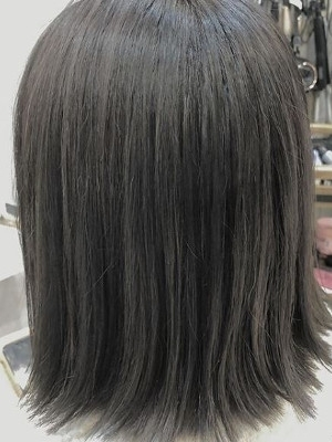 【Hair salon key】11
