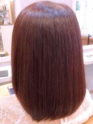 【Hair salon key】12