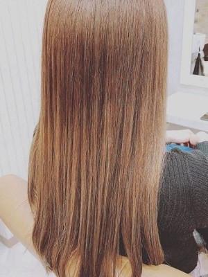 【Hair salon key】13