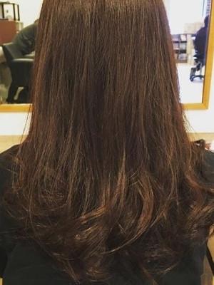 【Hair salon key】14