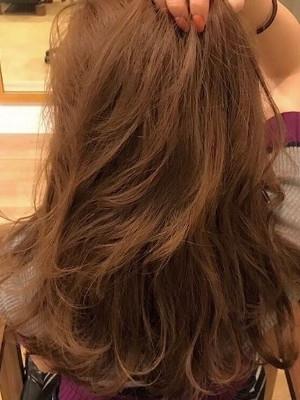 【Hair salon key】15
