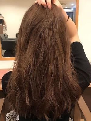 【Hair salon key】16