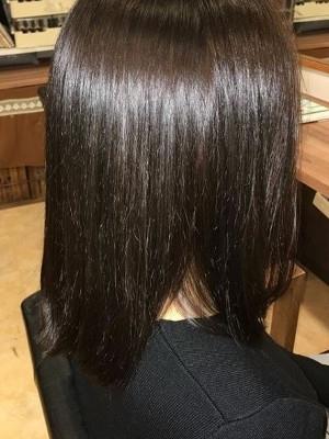 【Hair salon key】18